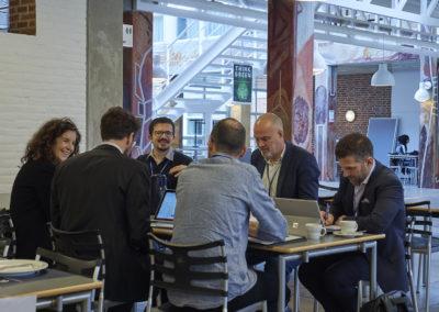 2018.11.13 NextGenRoadFuels Kick-Off Meeting - Aalborg University