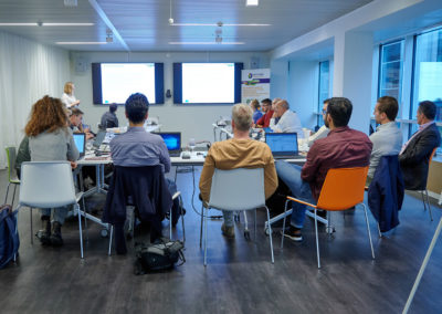 2019.11.20 NextGenRoadFuels Proejct Meeting - 20th November