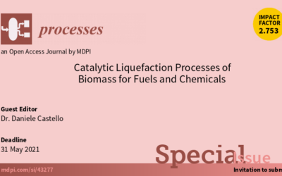 New Special Issue on Processes open for submission