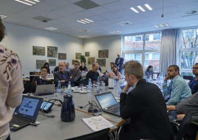 2018.11.13 NextGenRoadFuels Kick-Off Meeting - Aalborg University