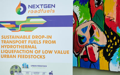 NextGenRoadFuels at the Expert Workshop: Potential of hydrothermal liquefaction (HTL) routes for biofuel production