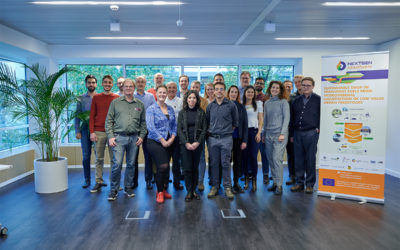 Partners met together at the 3rd Project meeting