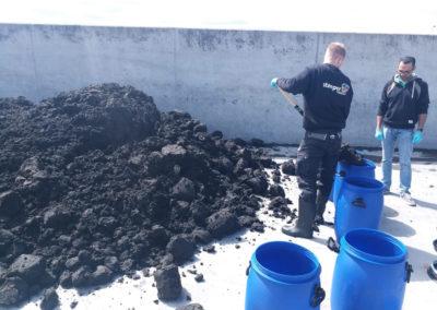 2019.11.02 Sewage sludge
